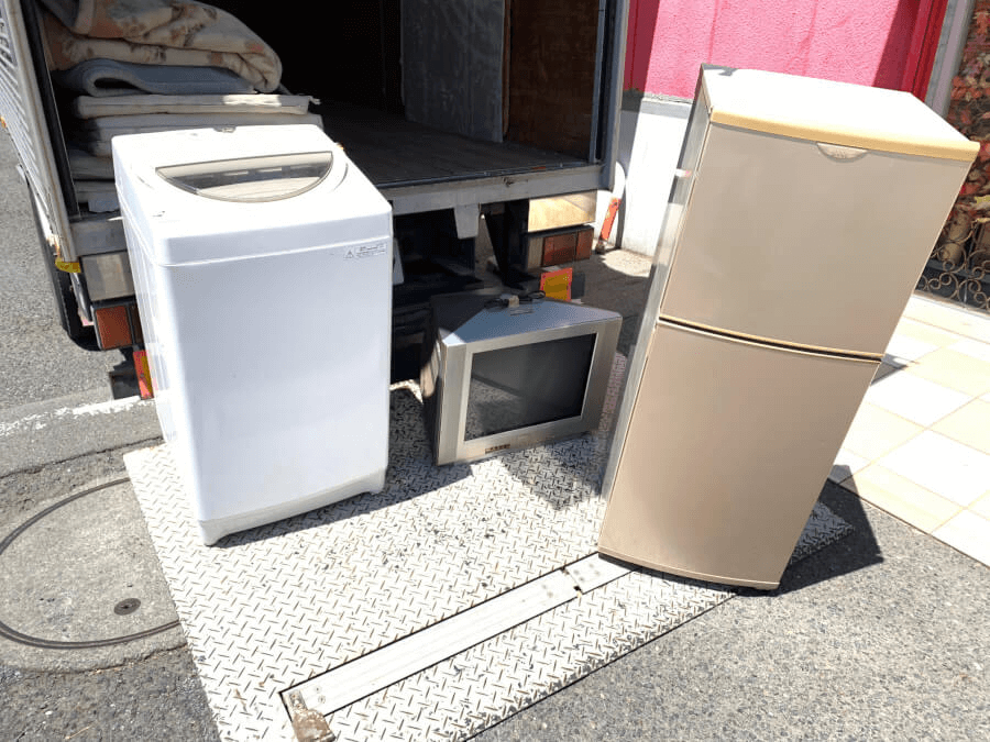 さいたま市中央区の不用品回収実績