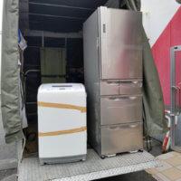 さいたま市の冷蔵庫・洗濯機の処分