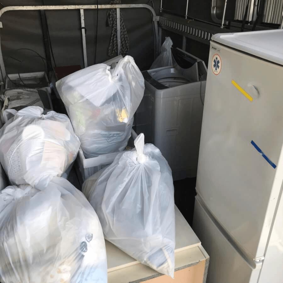 戸田市の不用品回収実績