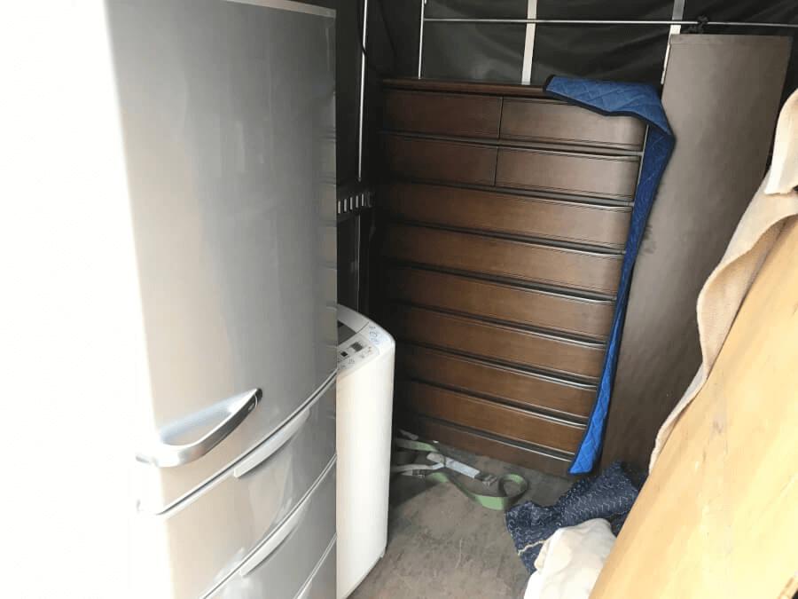 引っ越し前にリサイクル家電と家具の処分をしたくてのイメージ画像