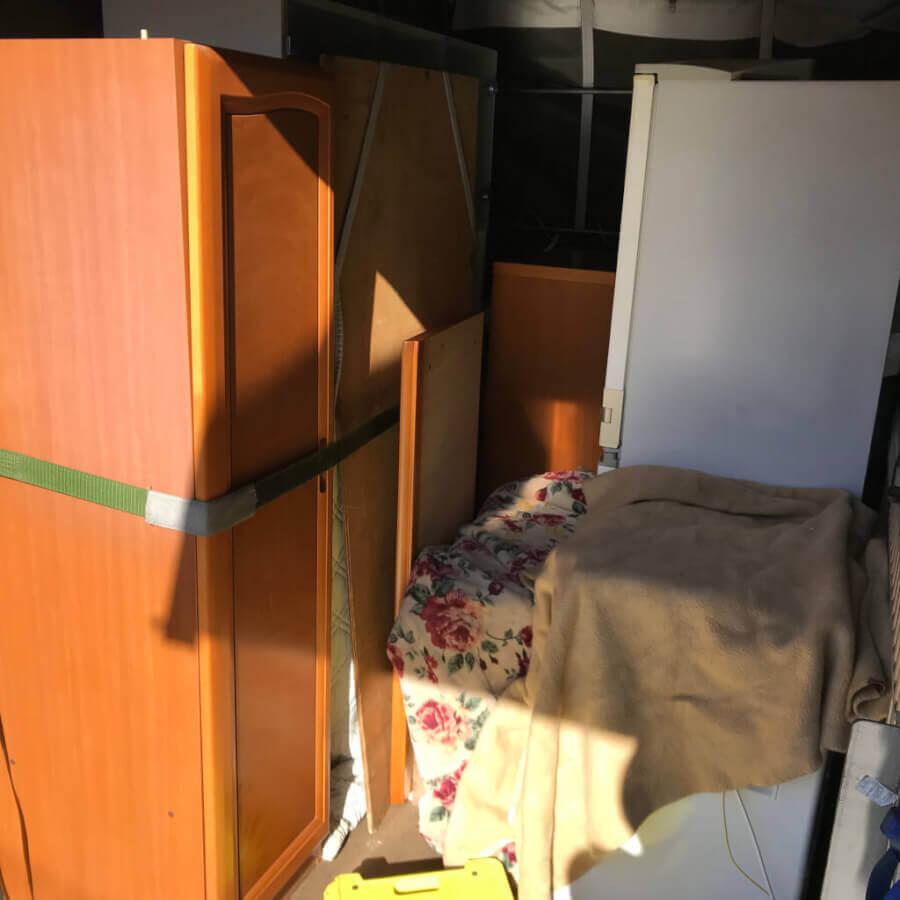 さいたま市南区で婚礼箪笥の処分と大型冷蔵庫・洗濯機の処分のイメージ画像